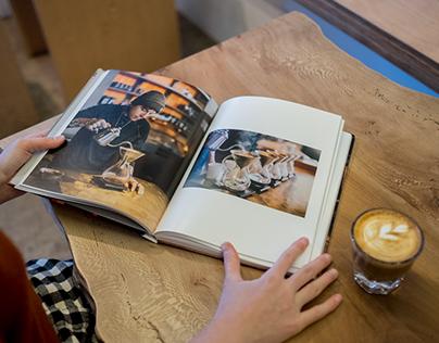 Americano Mondays - Prototype book