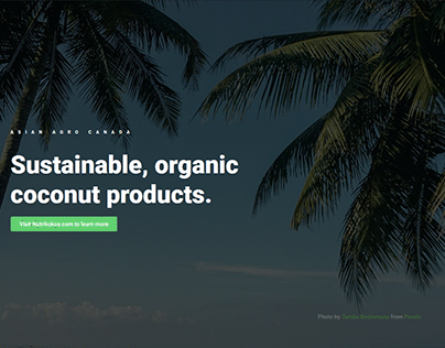 Web & Branding for Asian Agro Canada