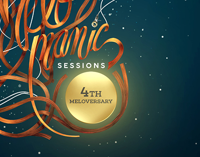 The Melomanic Sessions - 4th Meloversary