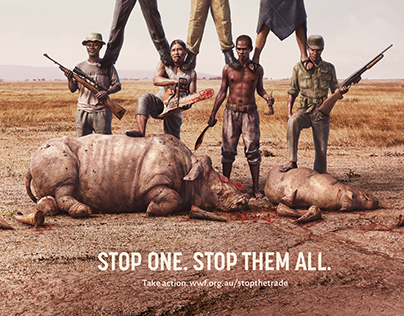 WWF Poachers Campaign