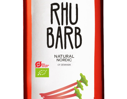 Natural Nordic Label Design