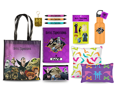 SONY - Hotel Transylvania 2 Novelty Products
