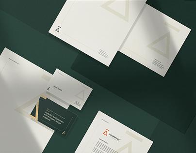 Triumphus - Brand Identity