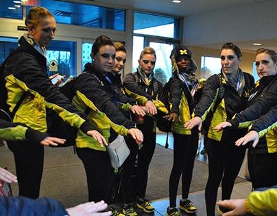 University of Michigan Synchronized Skating Team