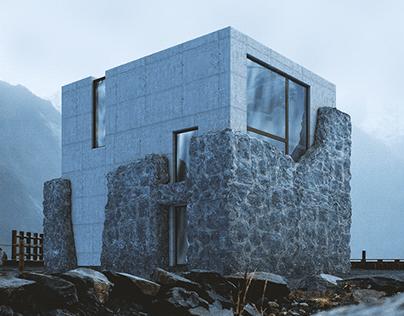 Architectural Visualizations vol. I