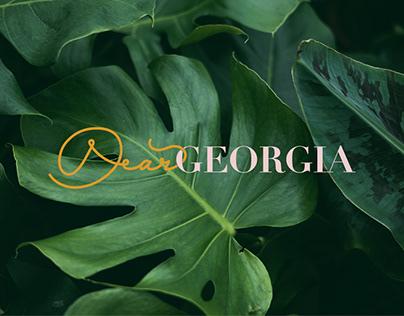 Dear Georgia