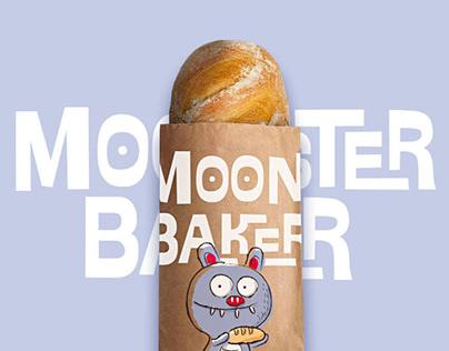 MOONSTER BAKER