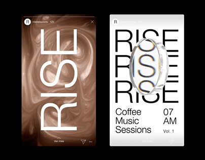 RISE – Coffee Music Sessions