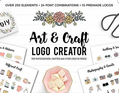 Art&Craft Logo Creator