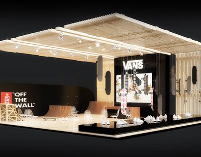 Vans Exhibition Concept