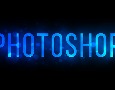 Glowing Text Effect in Photoshop