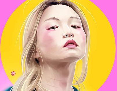 moon kyu lee Portrait