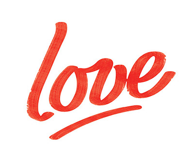 Love - Collection typographique espérantiste