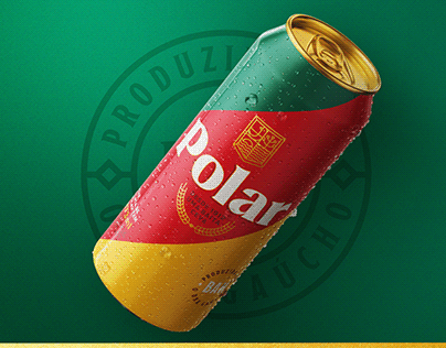 Polar - Beer Rebranding and Packaging Visual Concept