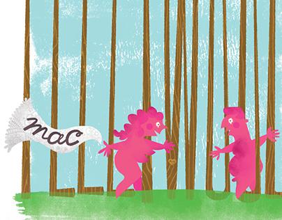 Fleetwood Mac/ Poster Design & Illustration