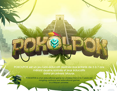 POKOLPOK Art Direction - Video Game