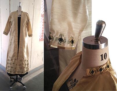 Surface Embellishment: Garment