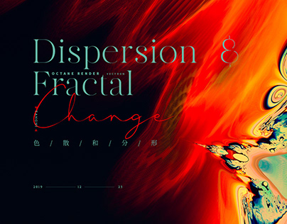Dispersion & Fractal