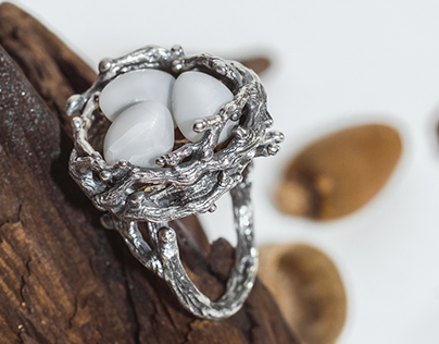 "Ring ""The nest"""