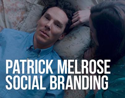 Showtime | Patrick Melrose: Social Branding