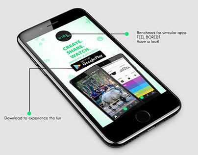 mobile version - website