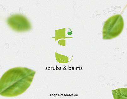 T's scrubs & balms- Branding