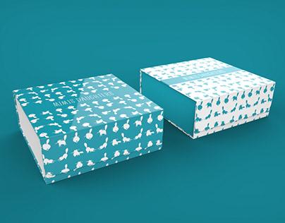 Packaging // KITTEN'S TOYS BOX