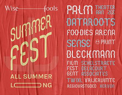 Wisefools Summerfest
