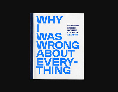 Why I Was Wrong About Everything — Report