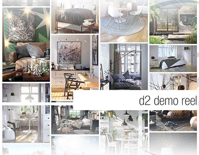 d2 demo reel