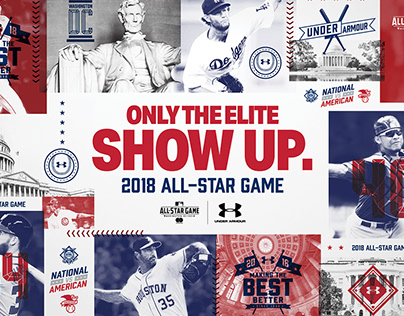 Under Armour X MLB All-Star Game