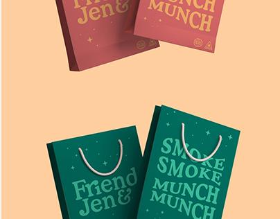 Friend Jen & Co Rebranding