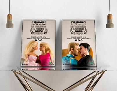 Campagna soci | Poster Design