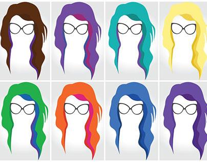 Ana's Hair