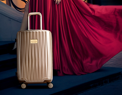 SAMSONITE Plutus Gold