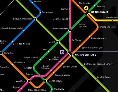 Métro de Montréal en 2050