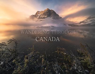 WANDERING THROUGH CANADA