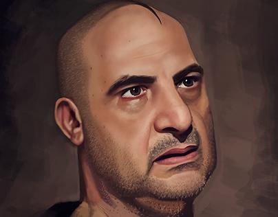 Portrait Khaled Elsawy