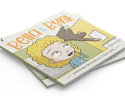 Bella and Bunk children's book
