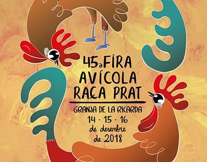 45a Fira Avícola Raça Prat
