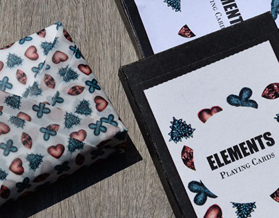 ELEMENTS Playing Cards