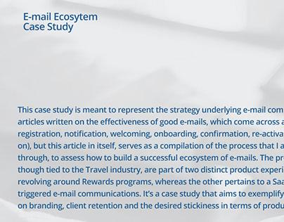 Email Ecosytems Case Study