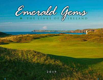 2019 Emerald Gems Golf Calendar