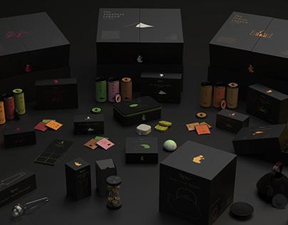 Infuse. Tea Branding Concept