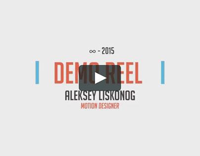 DEMO REEL (2013-2015)
