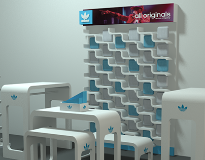 3D Rendering & POP Displays