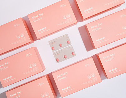 Mydear | Branding&Packaging