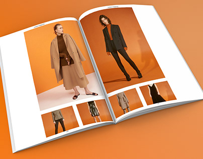 layout Fashion Magazine