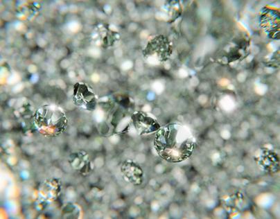 Diamond rendering tests