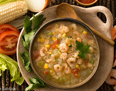 Food Photography for Pike Place Chowder